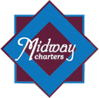 Midway Fishing Charters Logo